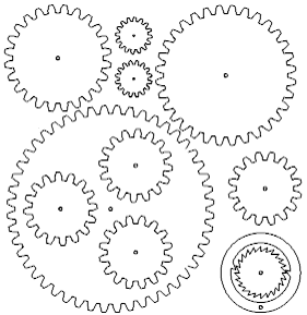 Gears and Clocks